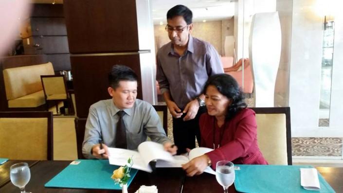 Kerjasama dengan Pearl View Hotel - Penang
