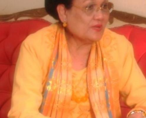 Ibu Sariaty Pardede