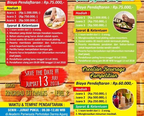Indonesia Culinary Festifal 2018