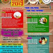 INDONESIA CULINARY FESTIVAL 2019 Season II