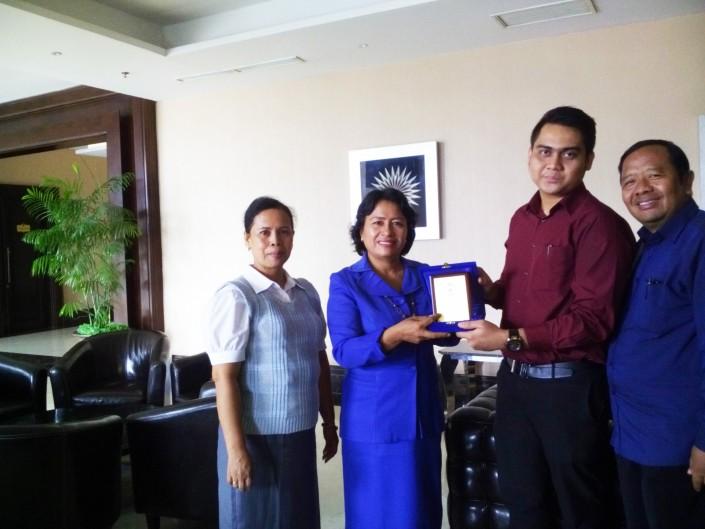 Kerjasama dengan Hotel Grand Serela Medan