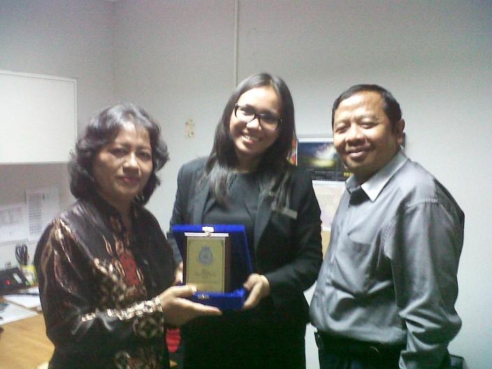 Kerjasama dengan J.W. MArriott Hotel Medan