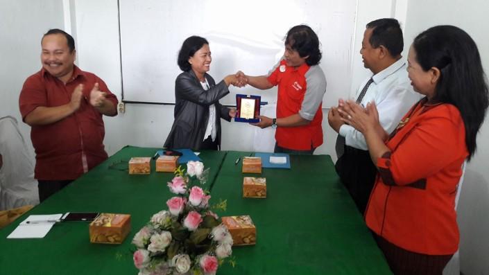 MOU antara APP-DA dengan Himpunan Pramuwisata Indonesia (HPI)