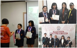National Tourism Competition @ UPH Jakarta